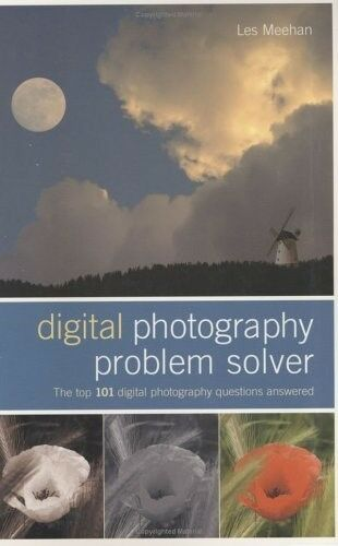 Very Good, Digital Photography Problem Solver: The Top 101 Digital Photography Q