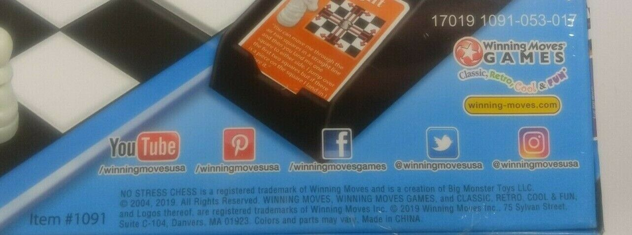 entrepreneur.cd Toys & Hobbies Contemporary Chess Winning Moves No ...