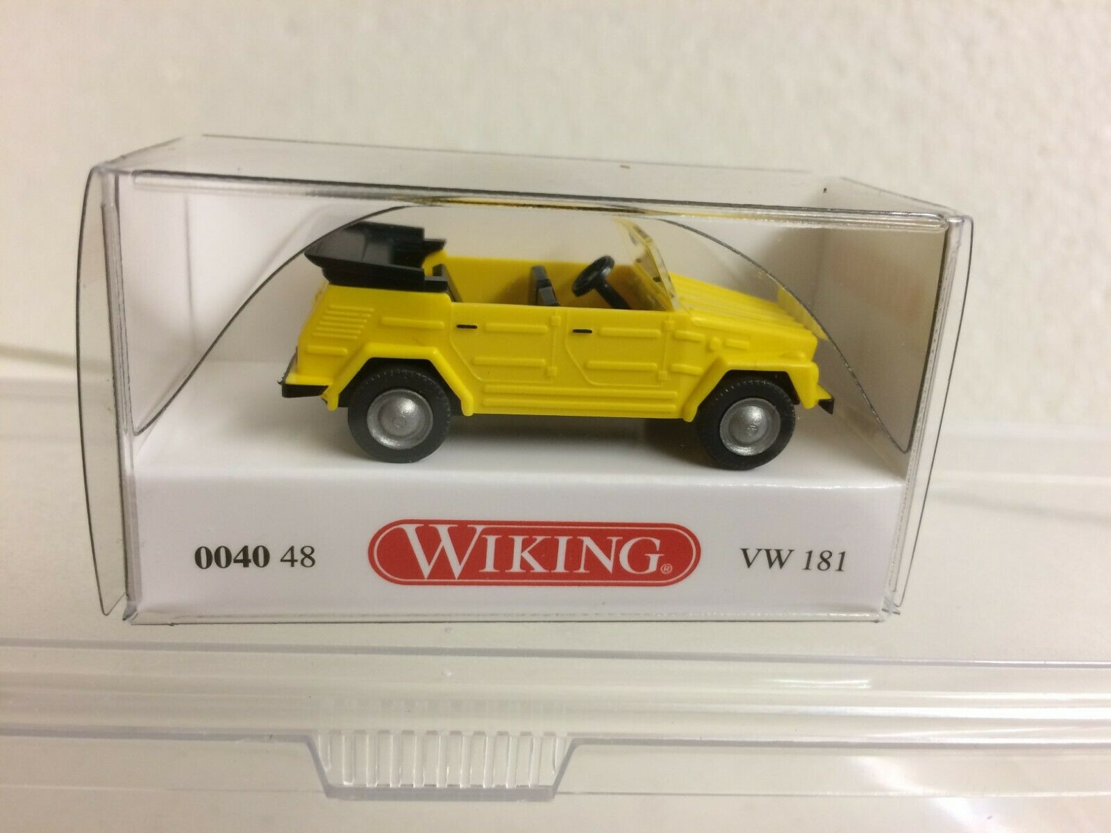 rapsgelb NEUWARE! WIKING 004048//0040 48 H0, 1:87 - VW 181