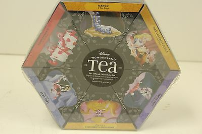 Disney Alice in Wonderland Tea Variety 6 Pack  Sampler New