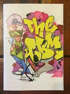 Mr Met CBM Zine Graffiti Street urban Art