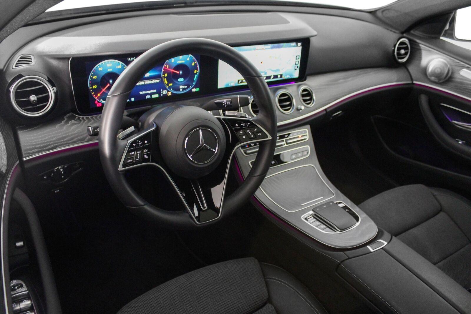 Mercedes E300 de AMG Line aut.