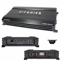 Hifonics Class D Mono Block 2400w Amplifier