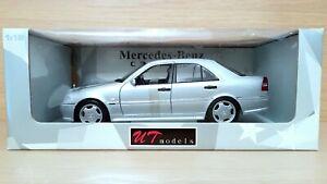 Mercedes-benz C 36 Amg Silver (1997) Échelle 1/18 Modèles