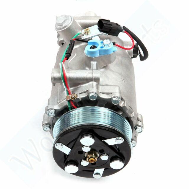 AC Compressor And Clutch For Honda Acura ILX RDX 2.3L 2.4L