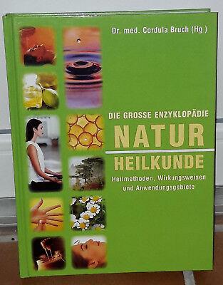 Buch Enzyklopädie Natur Heilkunde Top Neu Cordula Bruch