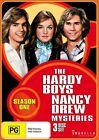 Hardy Boys / Nancy Drew Mysteries : Season 1 (DVD, 2016, 2-Disc Set)