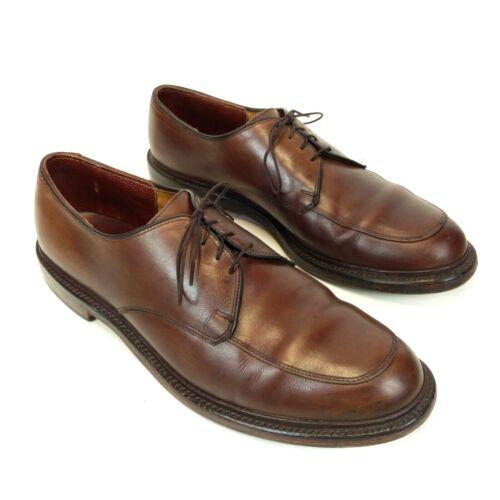 Allen Edmonds Brentwood Men's 13 C Narrow Brown Le