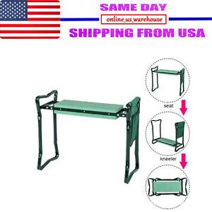 Folding-Garden-Kneeler-Bench-Kneeling-Soft-Eva-Pad-Seat-With-Stool-Pouch