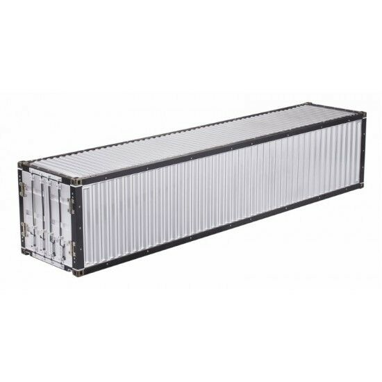 40 foot  CONTAINER for Tamiya 1 14 RC Semis Tractor Trailers Hercules