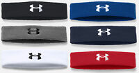 Under Armour Ua Performance Headband Unisex All Sport Sweatband Basketball