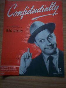 CONFIDENTIALLY-REG-DIXON