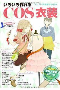 Facile-et-mignon-cosplay-Vol-3-Japonais-Robe-Motif-Livre