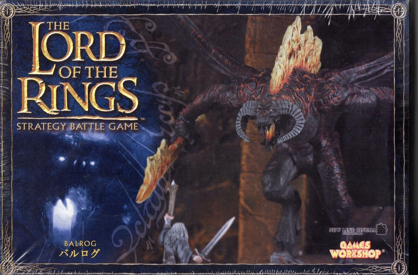 The Lord of  the Rings – Il Signore degli anelli  Balrog  ti aspetto