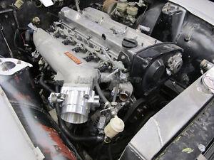 Q45 80mm Billet Aluminum Throttle Body For SKYLINE Silvia S13 S14 S15 SR20DET