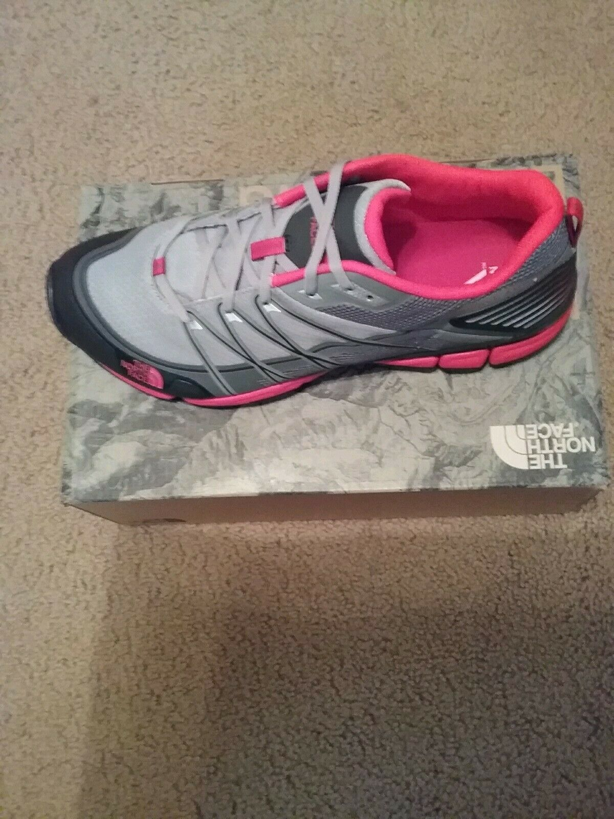 The North Face Men's Listeners AMPERE Performance Training shoes,Size 11.5
