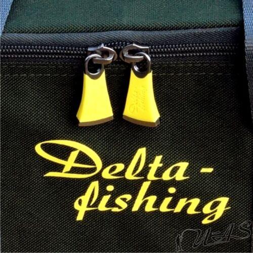 Delta Fishing Pilkertasche Ködertasche Pilker Wobbler Blinker Tasche H=25CM Rba