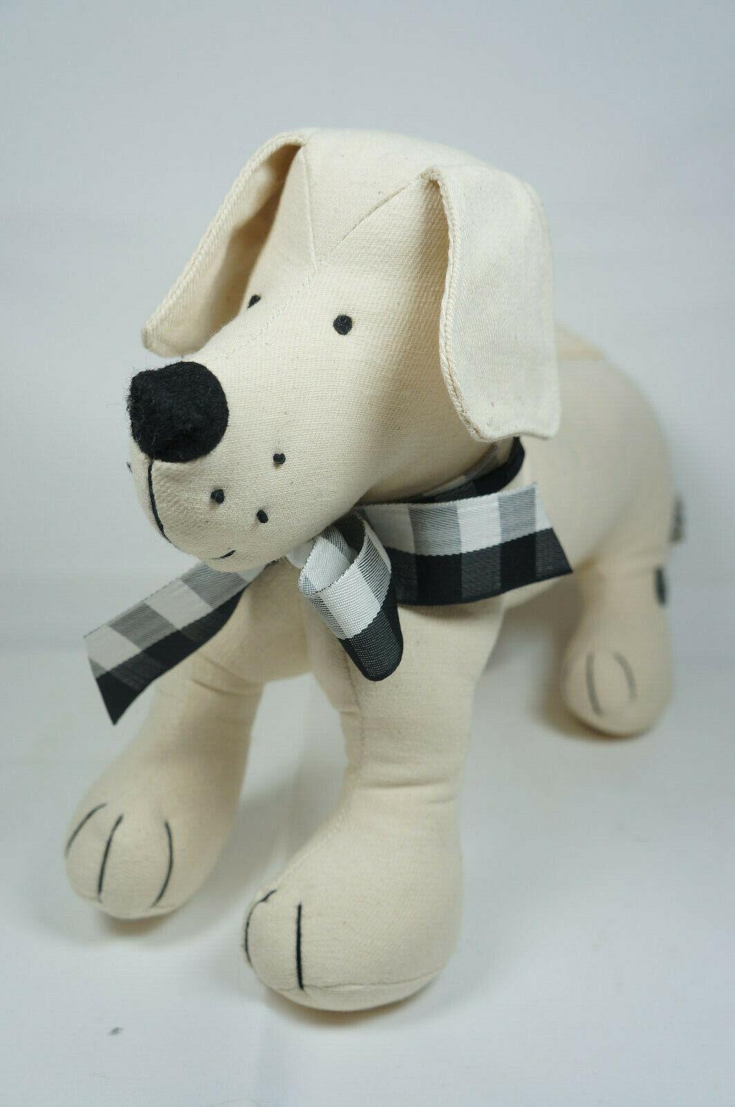 Bath e corpo lavoro Scribbles Dog Plush HTF Rare The Lifelungo Friends Collection