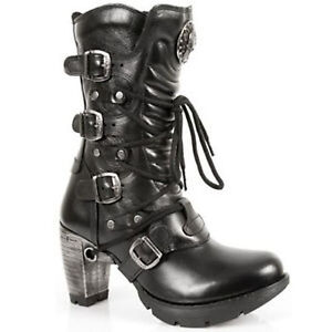 Boots Details M tr003 New About Show Ladies Shoes Gothic S1 Title Original Rock DH9IEbW2Ye