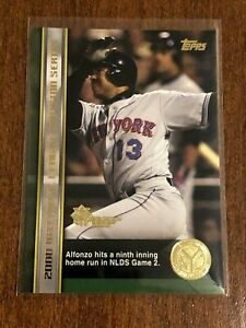 2000-World-Series-Topps-Baseball-Base-Card-53-Edgardo-Alfonzo-New-York-Mets