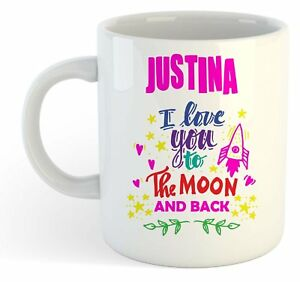 - Coussins - I Love You To The Moon And Back Tasse - Drôle Nommé Valentin Tasse 8iNwjQsa-08064003-779872243