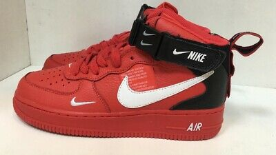 Red Us Force Air 1 Lv8 8 Eur High Cut Size Nike Utility Mid 07 41Ebay kuXPZOiT