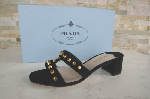 Chaussures Ch Mules Sandales Sandales Prada 37 T7qIx0