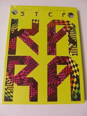 KARA - Step : 3rd Album CD (Sealed) K-POP $2.99 Ship