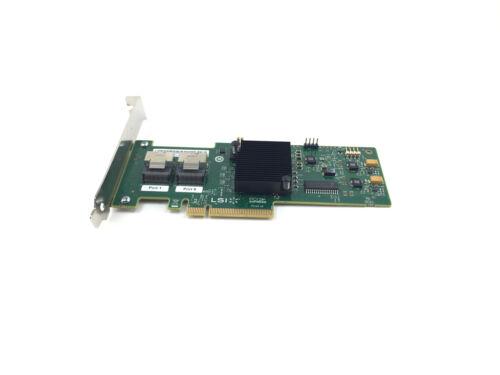 46M0860 IBM LSI SERVERAID M1015 SAS9220-8I PCI-E RAID CONTROLLER