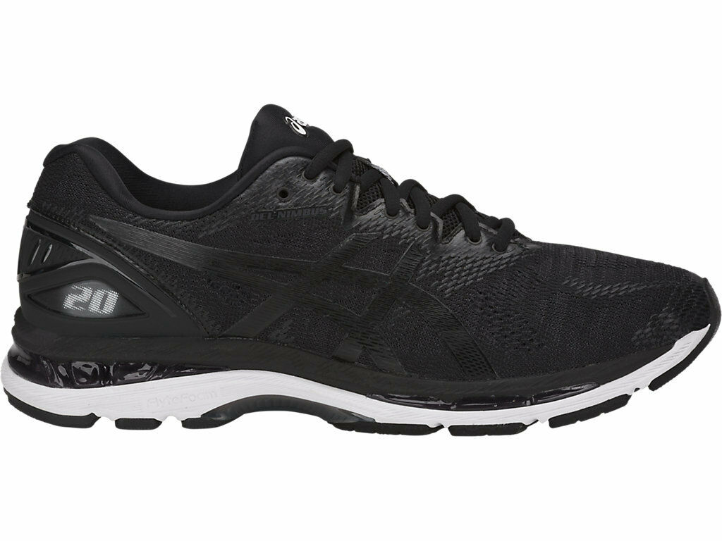 SAVE     Asics Gel Nimbus 20 Uomo Running Shoes (2E) (9001)