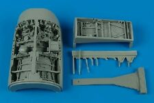Aires 1/32 F16C Falcon Wheel Bay For ACY (Resin) AHM2056