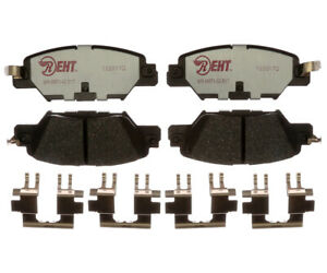 Disc Brake Pad Set-Element3; Hybrid Technology Rear Raybestos EHT1805H