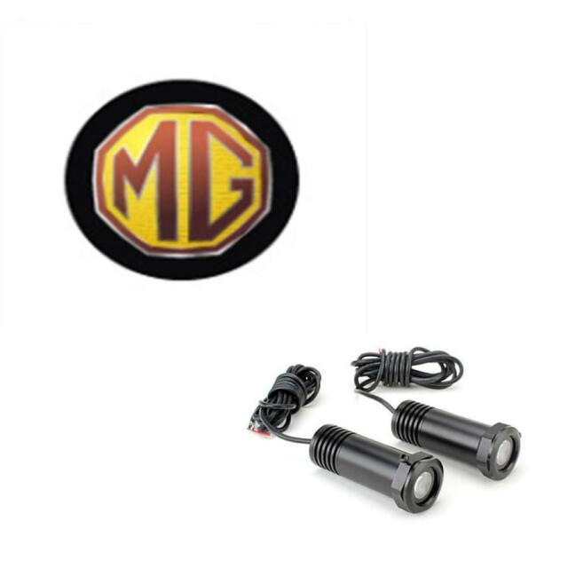 MG TF MGF 5W CREE LED CAR DOOR LOGO PROJECTOR WELCOME LIGHT 1 X PAIR