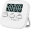 Magnetic-Digital-Kitchen-Cooking-Timer-with-Loud-Alarm-and-Large-LCD-Display thumbnail 2