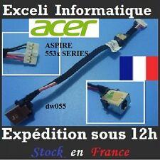 Conector De Alimentación Cable ACER ASPIRE 5535 conector Conector Dc Jack dw055