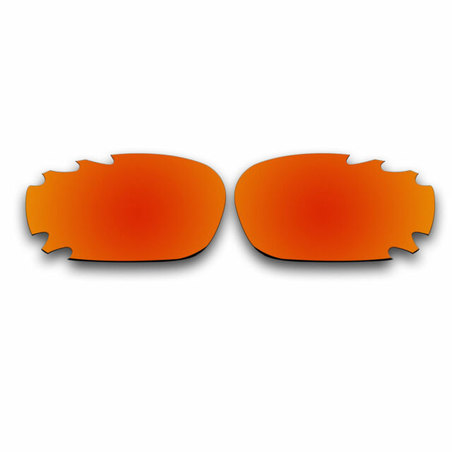 65cd78df60d Polarized Sunglasses Replacement Lens For Jawbone Vented-Fire Red Mirror