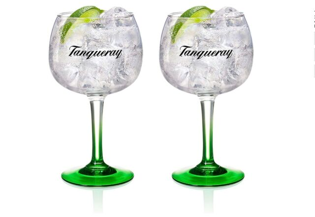 1 X Tanqueray Large Gin Balloon Glas Brand New