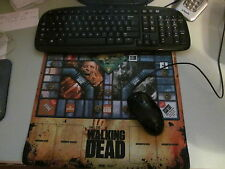"The Walking Dead Giant 14 1/2"" X 18 1/4"" Keyboard & Mouse Pad"