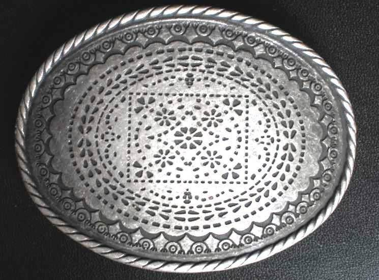 Adorno en la cintura nuevo para 4cm cinturón de metal de cambio hebilla la edad media estable top #