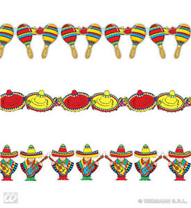 decorations mexican party backdrop diy paper theme flower fiesta decor