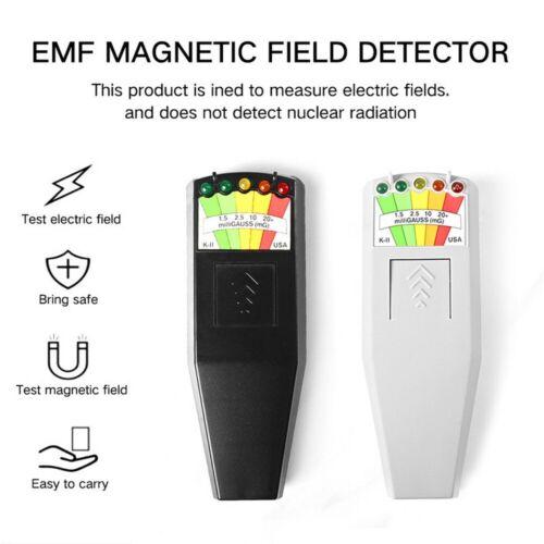 K-II K2 EMF Meter rayonnement électromagnétique détecteurs portatifs EMF Sensor System