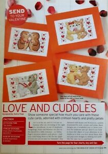 Valentines-cross-stitch-chart-Love-and-cuddles-from-a-magazine