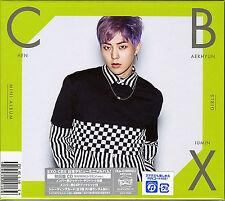 EXO-CBX-GIRLS (XIUMIN VER.)-JAPAN CD+BOOK Ltd/Ed E59