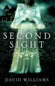 Second-Sight-Paperback-by-Williams-David-Brand-New-Free-shipping-in-the-US