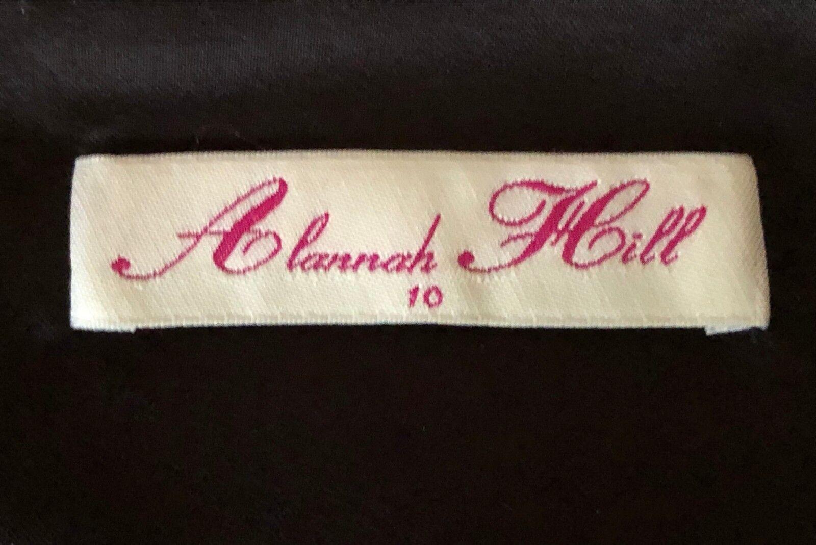 NWOT Alannah Hill pink Tinted Life Maxi Maxi Maxi Dress size (AUS) 10 (INT) small (US) 6. 43398b