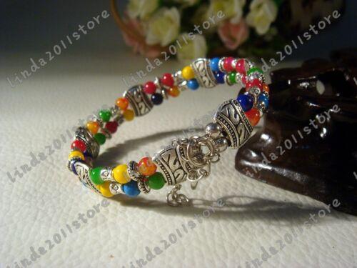 Tibetan silver jewelry beautiful popular bracelet bangle