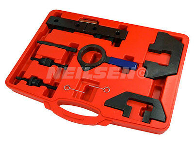 Engine Timing Chain Removal Installer Breaker Assembly Tools Kit for BMW M52 M52TU M54 M56