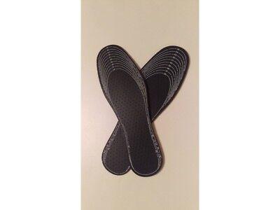 Schietto Suole Con Carbone Attivo Suoletta Interna Scarpa Depositi Scarpa Inserto, 1-50 Paia-