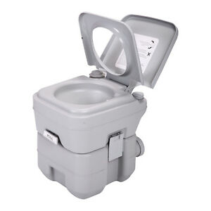 5-Gallon-20L-Portable-Toilet-Flush-Commode-Camping-Outdoor-Indoor-Commode-Potty