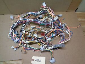 Details about GE Wall Oven Complete Wire Wiring Harness WB18X23749 on